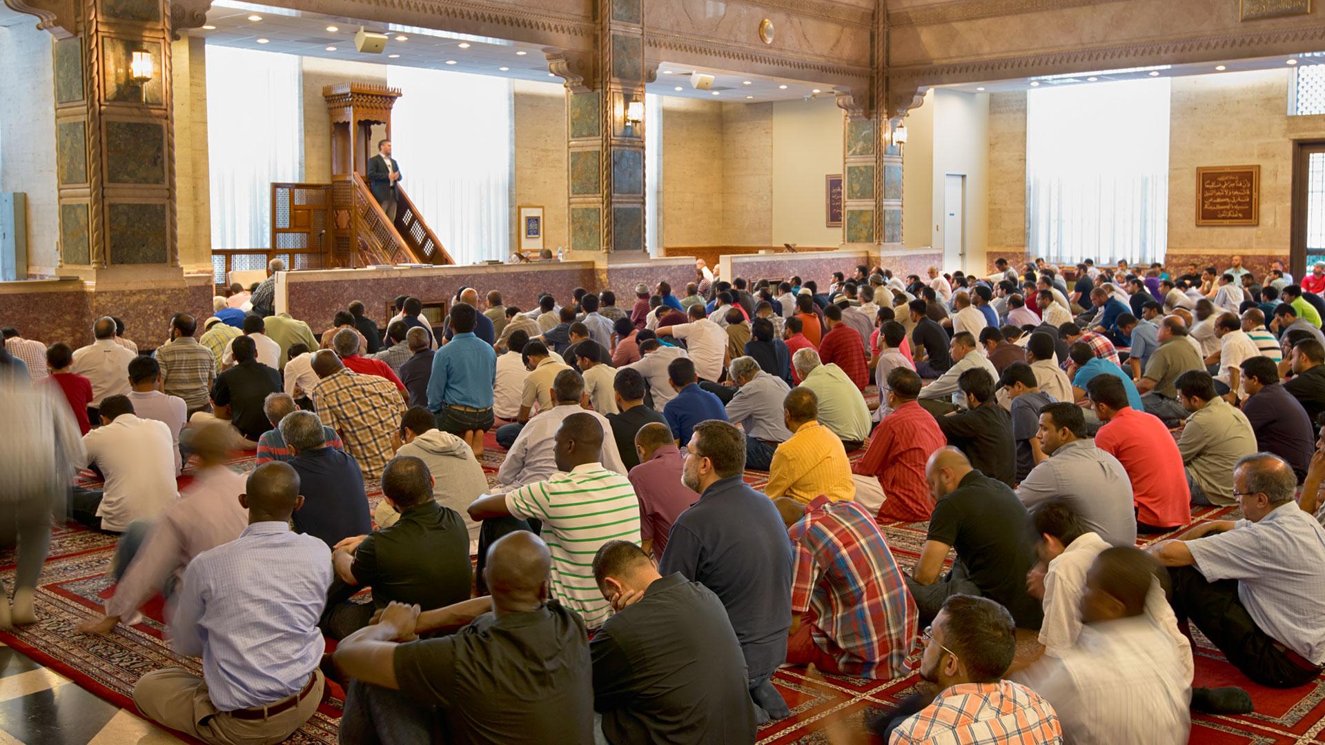 Masjid | Islamic Da'wah Center